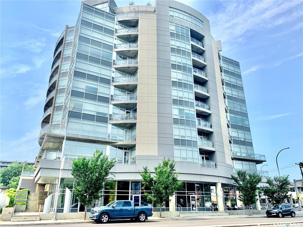 Main Photo: 303 2300 Broad Street in Regina: Transition Area Residential for sale : MLS®# SK865339