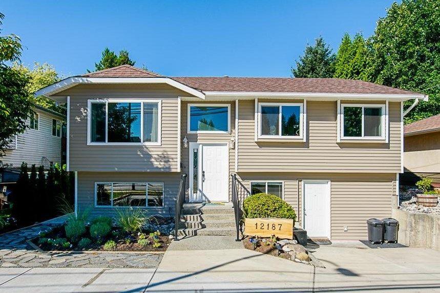 Main Photo: 12187 203 Street in Maple Ridge: Northwest Maple Ridge House for sale : MLS®# R2615811