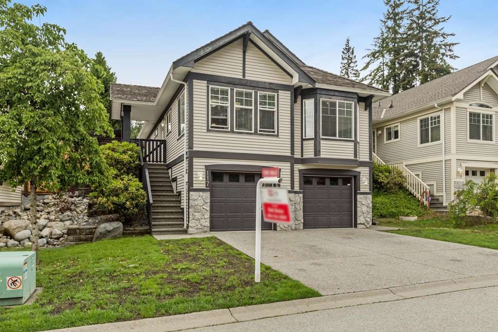 """Main Photo: 117 BLACKBERRY Drive: Anmore House for sale in """"ANMORE GREEN ESTATES"""" (Port Moody)  : MLS®# R2171725"""