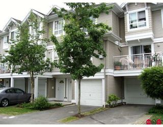 "Photo 1: 35 20890 57TH Avenue in Langley: Langley City Townhouse for sale in ""ASPEN GABLES"" : MLS®# F2912112"