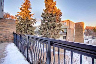 Photo 2: 201 7825 159 Street in Edmonton: Zone 22 Condo for sale : MLS®# E4225328