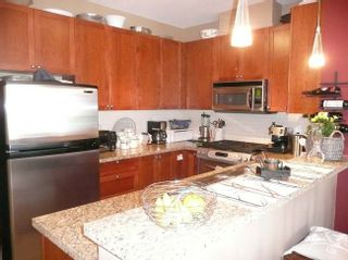 Photo 5: 404 4211 Bayview Street in The Village: Home for sale : MLS®# V821966