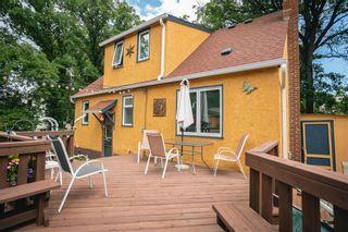 Photo 25: 100 Hazel Dell Avenue in Winnipeg: Fraser's Grove Residential for sale (3C)  : MLS®# 202116299