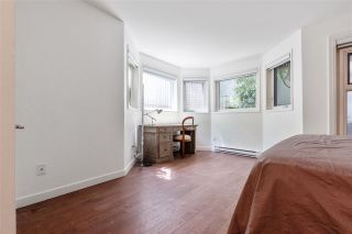 """Photo 10: 104 4696 W 10TH Avenue in Vancouver: Point Grey Townhouse for sale in """"University Gate"""" (Vancouver West)  : MLS®# R2591831"""