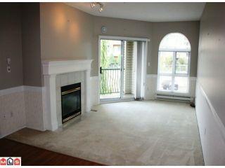 "Photo 3: 407 3172 GLADWIN Road in Abbotsford: Central Abbotsford Condo for sale in ""Regency Park"" : MLS®# F1008654"