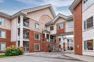 Photo 1: 165 223 Tuscany Springs Boulevard NW in Calgary: Tuscany Apartment for sale : MLS®# A1137664