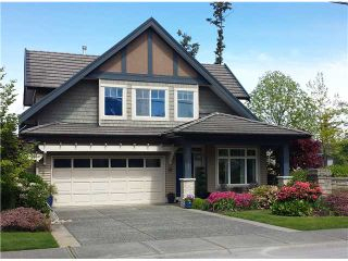"Photo 1: 15477 36 Avenue in Surrey: Morgan Creek House for sale in ""Rosemary Heights"" (South Surrey White Rock)  : MLS®# F1405773"