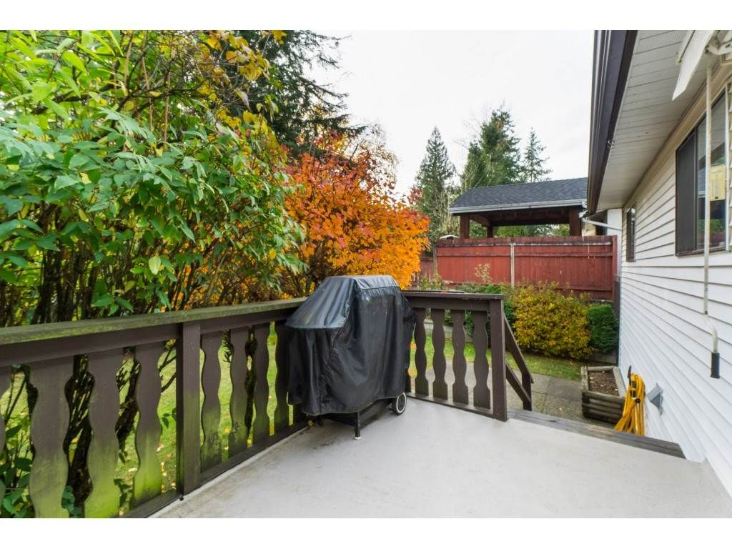 Photo 17: Photos: 3265 CHEAM Drive in Abbotsford: Abbotsford West House for sale : MLS®# R2417176
