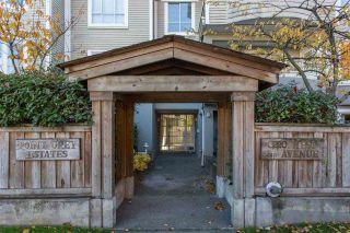 "Photo 26: 301 3220 W 4TH Avenue in Vancouver: Kitsilano Condo for sale in ""POINT GREY ESTATES"" (Vancouver West)  : MLS®# R2515694"