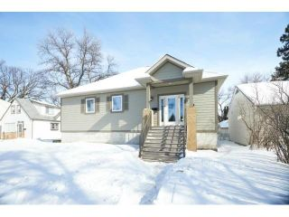Photo 1: 356 Lindsay Street in WINNIPEG: River Heights / Tuxedo / Linden Woods Residential for sale (South Winnipeg)  : MLS®# 1303569