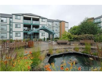 Main Photo: 311 894 Vernon Ave in VICTORIA: SE Swan Lake Condo for sale (Saanich East)  : MLS®# 508607