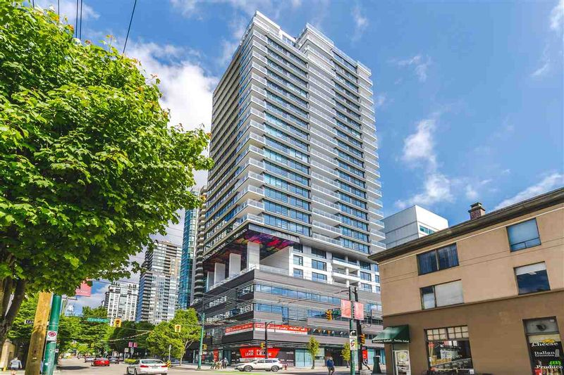 FEATURED LISTING: 1605 - 885 CAMBIE Street Vancouver