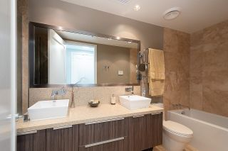 """Photo 25: 410 181 W 1ST Avenue in Vancouver: False Creek Condo for sale in """"The Brook"""" (Vancouver West)  : MLS®# R2614809"""
