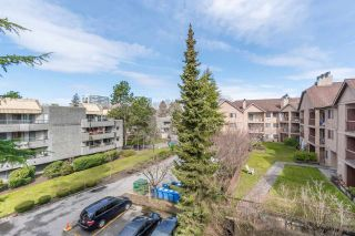 "Photo 1: 322 8500 ACKROYD Road in Richmond: Brighouse Condo for sale in ""WEST HAMPTON COURT"" : MLS®# R2447572"