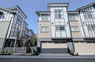 "Photo 15: 47 9680 ALEXANDRA Road in Richmond: West Cambie Townhouse for sale in ""AMPRI MUSEO"" : MLS®# R2484881"