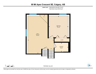 Photo 33: 80 Mt Apex Crescent SE in Calgary: McKenzie Lake Detached for sale : MLS®# A1104238