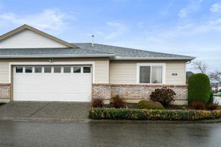 """Photo 2: 101 8485 YOUNG Road in Chilliwack: Chilliwack W Young-Well 1/2 Duplex for sale in """"HAZELWOOD GROVE"""" : MLS®# R2523942"""