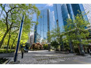 """Photo 1: 1210 1050 BURRARD Street in Vancouver: Downtown VW Condo for sale in """"WALL CENTRE"""" (Vancouver West)  : MLS®# R2587308"""