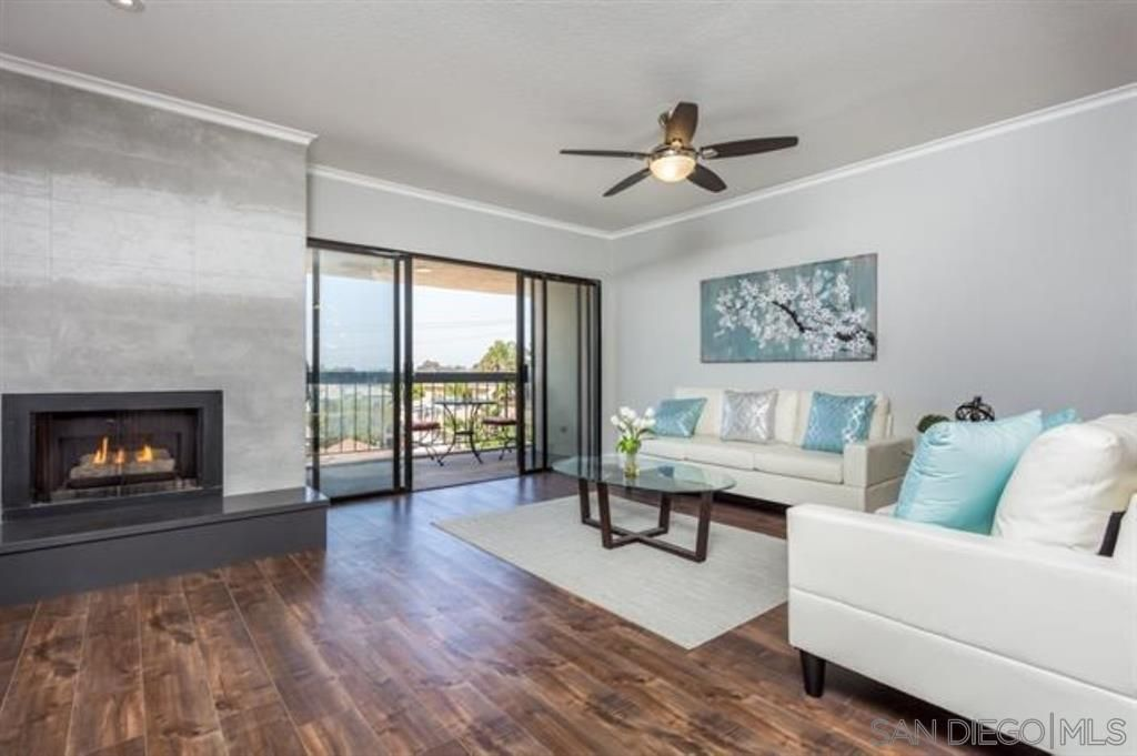 Main Photo: HILLCREST Condo for rent : 2 bedrooms : 3560 1st Ave #6 in San Diego