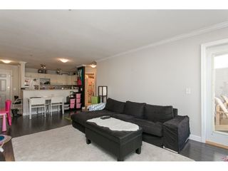 """Photo 6: 313 33728 KING Road in Abbotsford: Poplar Condo for sale in """"College Park Place"""" : MLS®# R2107652"""