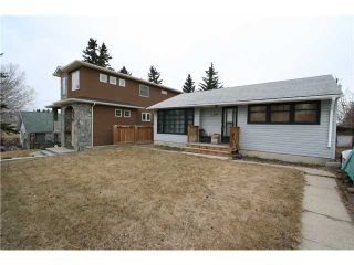 Photo 1: 1218 21 Avenue NW in CALGARY: Capitol Hill Residential Detached Single Family for sale (Calgary)  : MLS®# C3609794