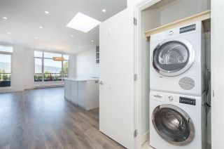 """Photo 27: 408 4355 W 10TH Avenue in Vancouver: Point Grey Condo for sale in """"Iron & Whyte"""" (Vancouver West)  : MLS®# R2462324"""