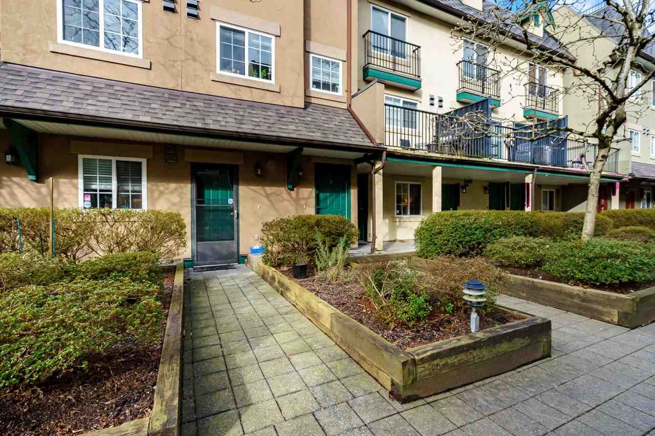 """Photo 1: Photos: 7 1561 BOOTH Avenue in Coquitlam: Maillardville Townhouse for sale in """"LE COURCELLES"""" : MLS®# R2537989"""
