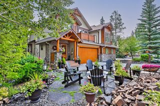 Photo 1: 140 Krizan Bay: Canmore Semi Detached for sale : MLS®# A1130812