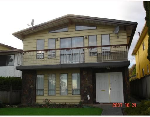 Main Photo: 7569 OAK Street in Vancouver: South Granville House for sale (Vancouver West)  : MLS®# V675243