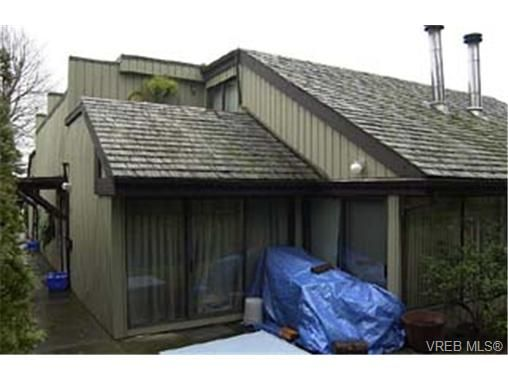 Main Photo: 2312 Fernwood Rd in VICTORIA: Vi Fernwood Row/Townhouse for sale (Victoria)  : MLS®# 276797
