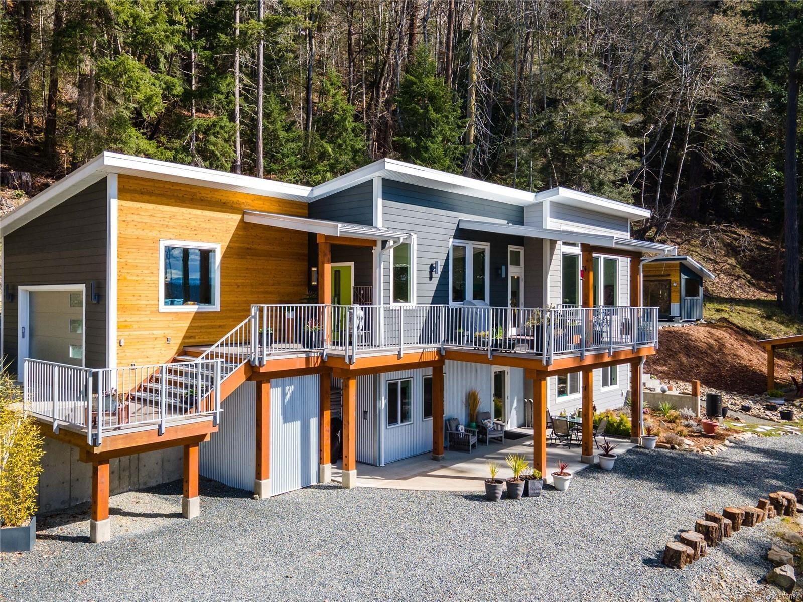 Main Photo: 975 Khenipsen Rd in Duncan: Du Cowichan Bay House for sale : MLS®# 870084