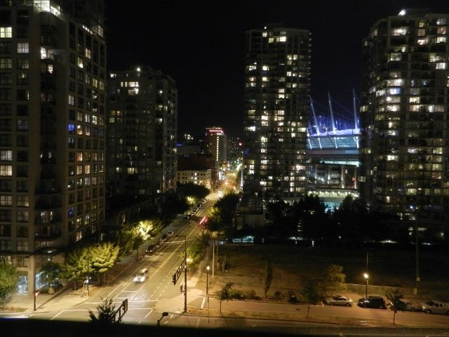 Main Photo: 1109 1009 EXPO Boulevard in Vancouver: Yaletown Condo for sale (Vancouver West)  : MLS®# R2054626