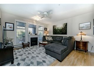 """Photo 3: 213 1200 EASTWOOD Street in Coquitlam: North Coquitlam Condo for sale in """"LAKESIDE TERRACE"""" : MLS®# R2416247"""