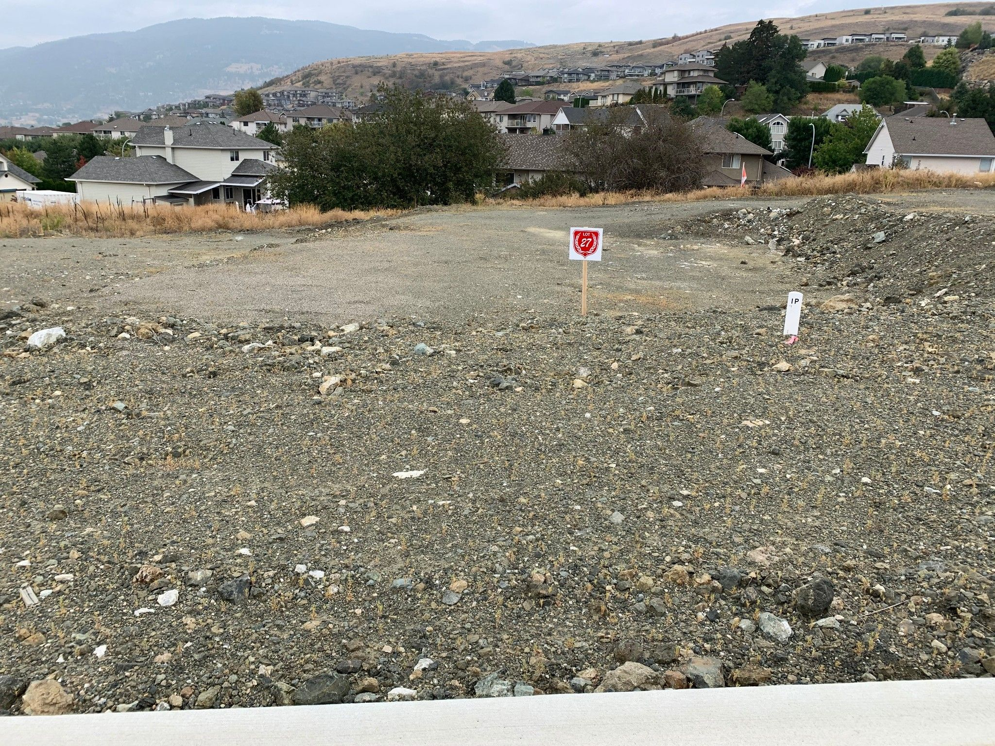 Main Photo: Lot 27 945 Mt Griffin Road in Vernon: Middlton Mtn Vacant Land for sale (North Okanagan)  : MLS®# 10215269