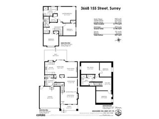 """Photo 40: 3668 155 Street in Surrey: Morgan Creek House for sale in """"Rosemary Heights"""" (South Surrey White Rock)  : MLS®# R2602804"""