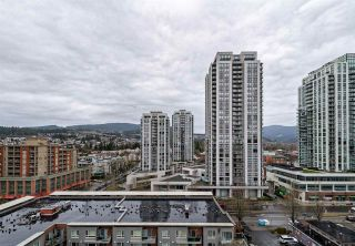 """Photo 1: 1206 1155 THE HIGH Street in Coquitlam: North Coquitlam Condo for sale in """"M ONE"""" : MLS®# R2025091"""