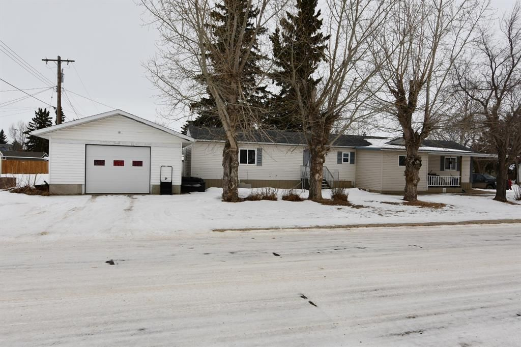 Main Photo: 5102 52 Street in Castor: NONE Residential for sale : MLS®# A1072643
