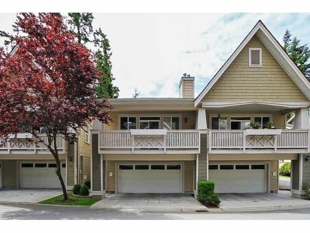 """Main Photo: 44 2588 152ND Street in Surrey: King George Corridor Townhouse for sale in """"WOODGROVE"""" (South Surrey White Rock)  : MLS®# F1414709"""