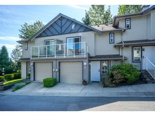 Photo 1: 20 11229 232 Street in Maple Ridge: East Central Townhouse for sale : MLS®# R2169827