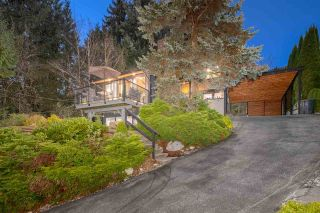 Photo 2: 328 MONTERAY Avenue in North Vancouver: Upper Delbrook House for sale : MLS®# R2575582