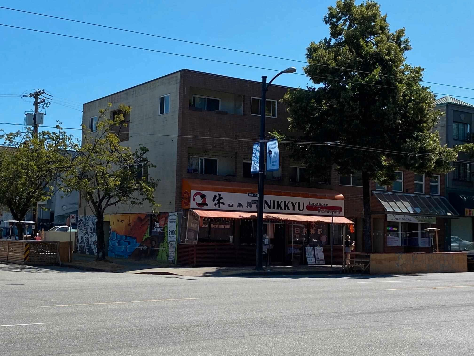 Main Photo: 3302-3310 MAIN Street in Vancouver: Main Retail for sale (Vancouver East)  : MLS®# C8039567
