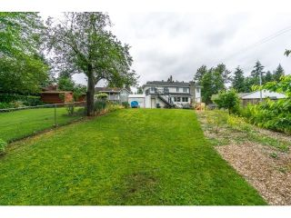 Photo 20: 2354 LOBBAN Road in Abbotsford: Central Abbotsford House for sale : MLS®# R2108627