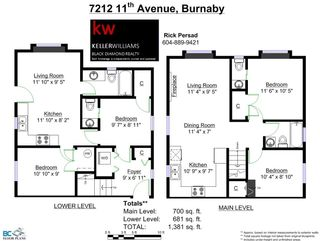 Photo 20: 7212 11 Avenue in Burnaby: Edmonds BE 1/2 Duplex for sale (Burnaby East)  : MLS®# R2020031