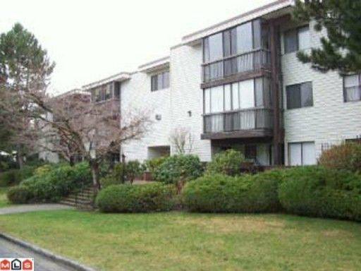 Main Photo: 109 1555 FIR Street: White Rock Condo for sale (South Surrey White Rock)  : MLS®# F1106750