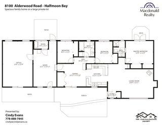 Photo 28: 8100 ALDERWOOD Road in Halfmoon Bay: Halfmn Bay Secret Cv Redroofs House for sale (Sunshine Coast)  : MLS®# R2551203