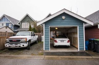 "Photo 28: 152 PIER Place in New Westminster: Queensborough House for sale in ""Thompson's Landing"" : MLS®# R2547569"