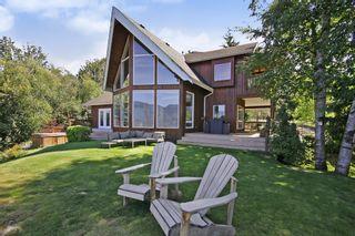 "Photo 1: 43228 HONEYSUCKLE Drive in Chilliwack: Chilliwack Mountain House for sale in ""Chilliwack Mountain Estates"" : MLS®# R2400536"
