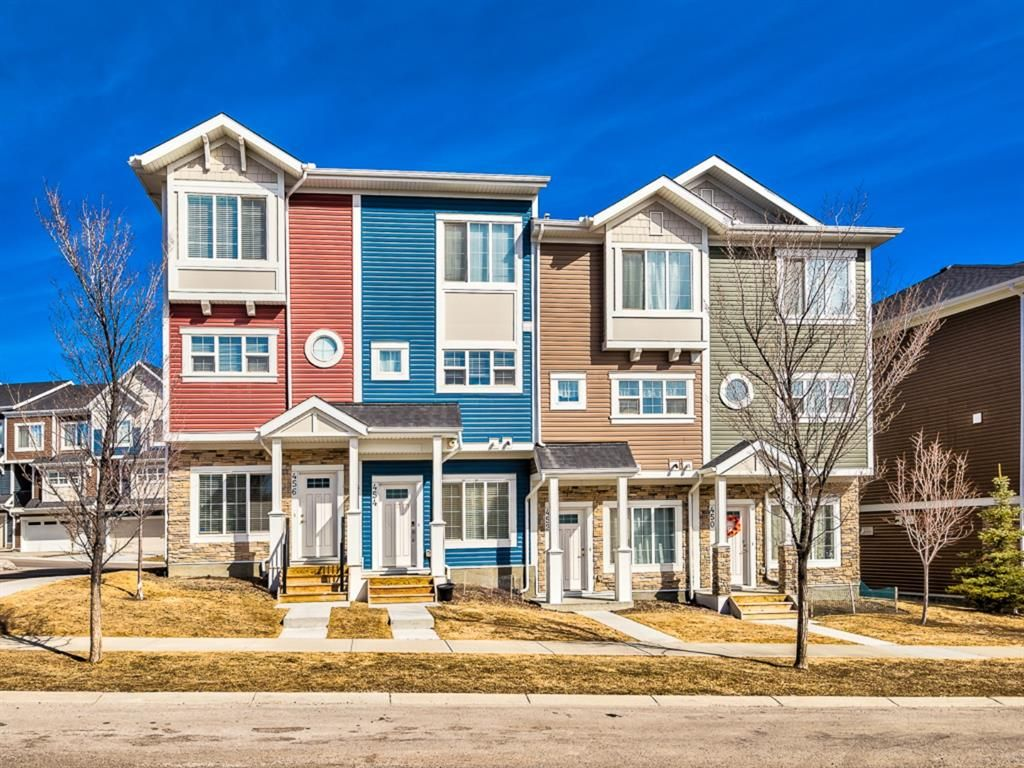 Main Photo: 456 Nolan Hill Boulevard NW in Calgary: Nolan Hill Row/Townhouse for sale : MLS®# A1084467