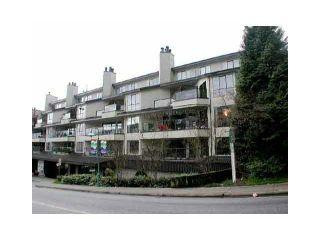 """Photo 1: 203 4323 GALLANT Avenue in North Vancouver: Deep Cove Condo for sale in """"THE COVESIDE"""" : MLS®# V890852"""