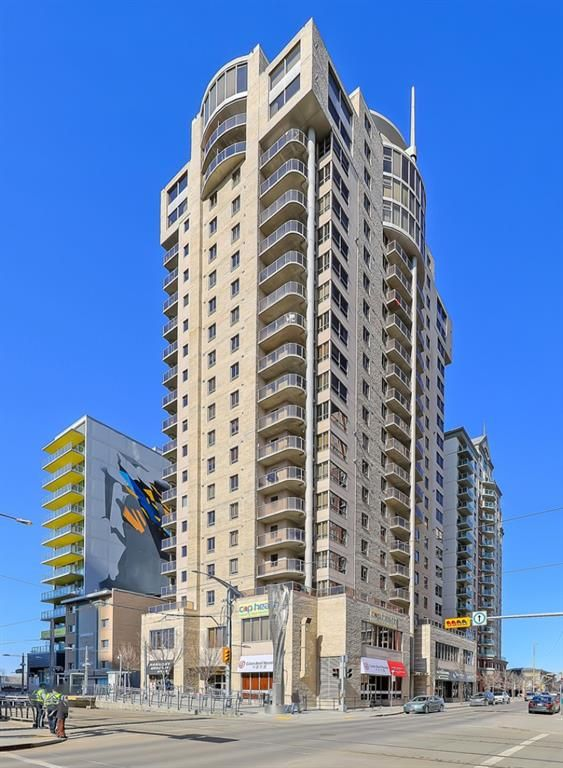 FEATURED LISTING: 1701 - 683 10 Street Southwest Calgary